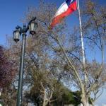 Cerro Santa Lucía. Santiago