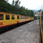 Petit Train Jaune