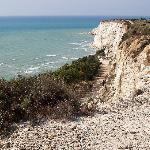 Cliffs at Eraclea Minoa