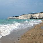 Eraclea Minoa: the beach