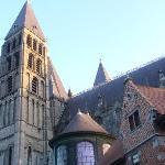 Tournai - Catedral de Notre Dame