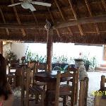 Restaurant small & nice