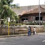 Exterior view of the Yap Sandiego Ancestral Home