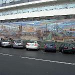 Mosaic or Port Reflection?  Mosaic