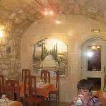 great breakfast room. Like a cellar