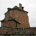 Vue extérieure de la tour