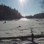 """Wintertraum """"Fichtelsee"""""""