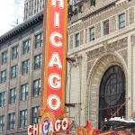 Old Famous Theater of Chicago