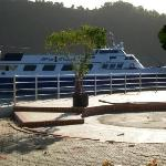 Ferry that takes you to Guiria in 3 hours