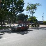 Part of the Square/Park