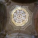 another ceiling in Burgos cathedral