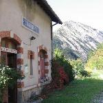 Chabriere Train Station