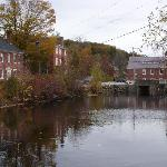 Harrisville - an old mill town