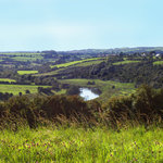 River Boyne from Knowth