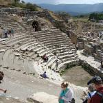 Ephuses, an ancient Greek city - one of the Seven Wonders of the Ancient Worlds. This is the anc