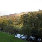 Bishopdale Beck, runs through estate