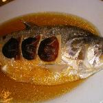 Rock Fish - The wonderful thing about fishes in China is that they are all alive before u cook t