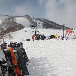 awesome skiing/boarding in Niseko