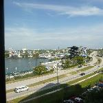 View from room 706