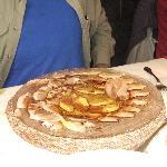 mushroom carpaccio