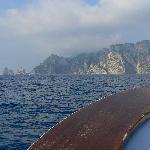 Approaching Capri
