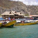 Playa Blanca near Rodadero