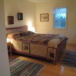 Simple, Welcoming Room
