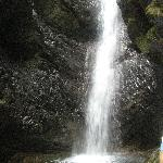 Waterfall on Pacuare property
