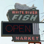 ‪White River Fish Market‬