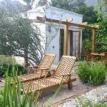 Cottage mit eigner Terrasse