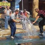 Great Alaskan Lumberjack Show!