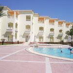 Photo de The Grand Hotel Hurghada