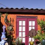 Entrance to your Casita