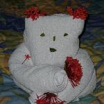 little  bear left by maid