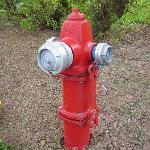 Hydrant am Contryhotel