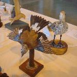 Handcarved bird - amazing
