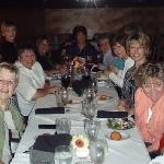 Delicious food and fun times with friends while at the Sweet Adeline convention in Nashville.