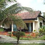 Notre bungalow et sa terrasse (1)