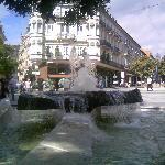バーデンバーデンの街