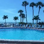 Pool at Sarasota Surf and Raquet Club