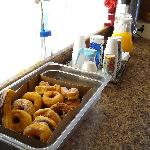 If you like donuts for breakfast...
