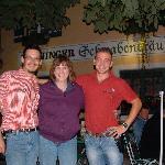 David, Heidi, and Goran