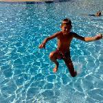Funny pool at Turan Prince