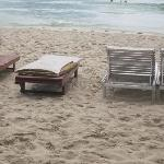 Cabana beach furniture