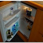 Pay mini bar with a little extra room