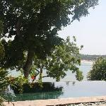 View from villa 103