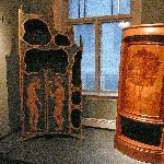 Jugenstil furniture