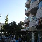 Facade to Jafa Street