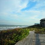 Just minutes from Vilano Beach and The Reef Restaurant ( our favorite)