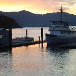 Sunrise at Liber Haven